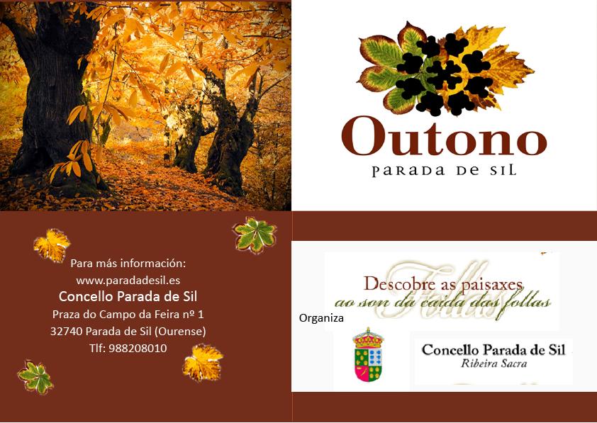 Outono en Parada de Sil